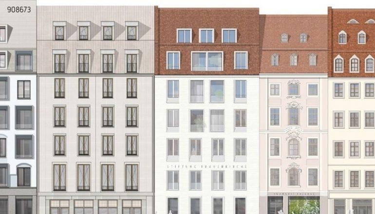 Die Fassadenentwürfe für das Quartier III am Dresdner Neumarkt stehen fest