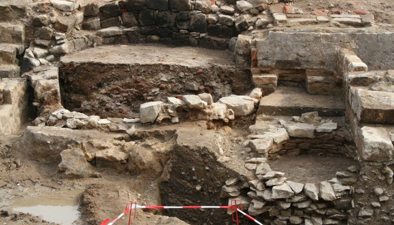 Archäologen finden Zeugnisse aus Dresdner Stadtwerdung