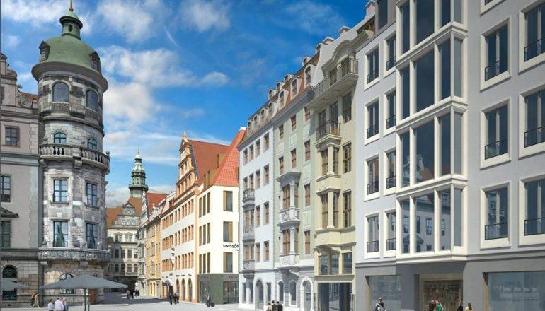 Neumarkt-Quartier VII/1 an Baywobau verkauft