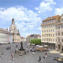 Quartier VI:  Zehn neue Häuser für den Neumarkt