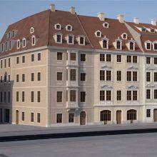 Barocke Rückkehr am Neustädter Markt