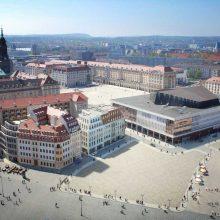 """Neumarkt-Gesellschaft: Bürger in Dresden wollen für """"Moritzhaus"""" historischen Entwurf"""