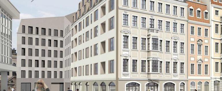 Neumarktquartier VI: Lob und Kritik für USD-Pläne von der GHND