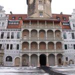 Altan im Großen Schlosshof