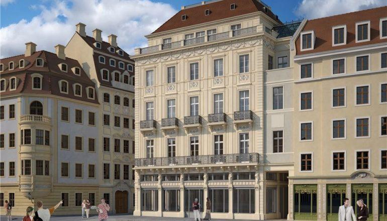 Blobels Neumarkt-Haus bekommt neuen Eigentümer