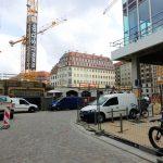 QVI mit Rosmaringasse und Blick auf das EG von Alexander Poetzsch Architekten