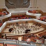 neuer Konzertsaal im Kulturpalast