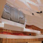 Konzertsaal der Philharmonie Dresden (Orgel)