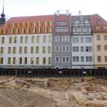 Von der Baywobau fertig gestelltes Projekt Quartier VIII am Schloss
