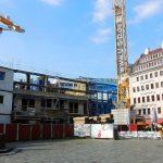 Der Jüdenhof wird bald wieder als Platz erlebbar sein.