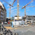 Baustelle Quartier VI