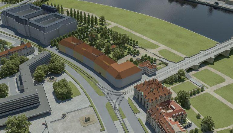 Pressemitteilung: Städtebaulicher Wettbewerb zum Königsufer