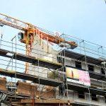 Anschluss Blobelhaus an USD Baustelle im Quartier VI