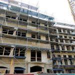 Regimentshaus: Rekonstruktion als Leitbau