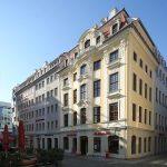 Fertig gestelltes Quartier VII-2 (u.a. Dinglingerhaus)