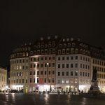 Quartier I mit Lutherdenkmal