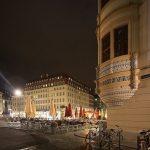 Schützhaus und Hotel de Saxe