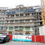 Rohbau Rekonstruktion des Leitbaus Regimentshaus