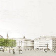 """PM der Stadt Dresden: Spende für das """"Grüne Gewandhaus"""" am Neumarkt"""