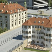 Drei Gebote für Wiederaufbau des Dresdner Narrenhäusels