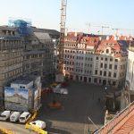 Blick in den Jüdenhof vom QF-Hotel