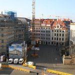 Jüdenhof mit Blick zum Quartier VII-2 (u.a. Dinglingerhaus)