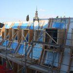 Dachzonengestaltung vom Moritzhaus (Quartier V-1)
