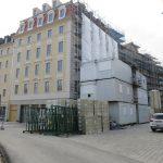 Eckgebäude zum Jüdenhof zu
