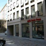 Neue Geschäfte an der Friesengasse