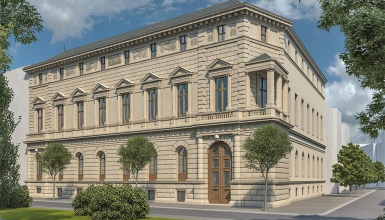 Weg ist frei für den Wiederaufbau des Palais Oppenheim