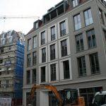 KIP-Projekt Moritzhaus an der Gewandhausstraße - ohne Baugerüste