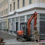 """Quartier VI """"Neumarkt Palais City One"""" - Ecke Jüdenhof"""