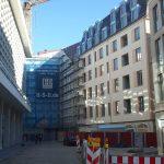 Chiapponisches Haus Galeriestraße (neue Fassade von Alexander Poetzsch Architekten)