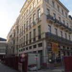 Blobel-Eckhaus, ehemals Le petit Bazar von Heinrich Bothen