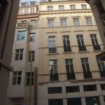 Blobeleckhaus mit dem Bürgerhaus samt Erker in der Frauenstraße, welches auch noch zu diesem Grundstück gehört