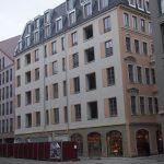Quartier VI Galeriestraße, Blick auf das Chiabonische Haus