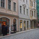 Frauenstraße Quartier VI. Neue Geschäfte sind bereits eingezogen.