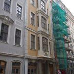Leitbau: Dinglingerhaus in der Frauenstraße
