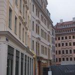 Auch die Quartiersseite zum Jüdenhof präsentiert sich nun ohne Gerüste.