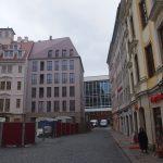 Jüdenhof (Platz und Straße) mit den Quatieren VII-2 und VI