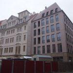 Neubau im Quartier VI am Jüdenhof (von Stellwerk Architekten)