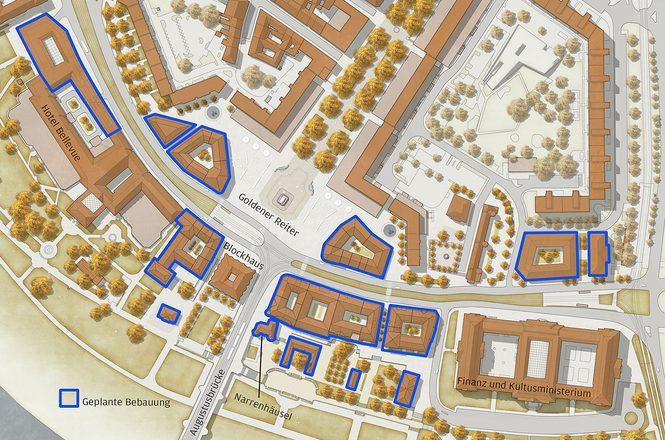 Das Ist Dresdens Neues Konigsufer Architektur Klassisch