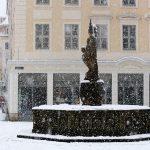 Friedensbrunnen am Jüdenhof