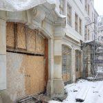 Leitbau Regimentshaus - Portal
