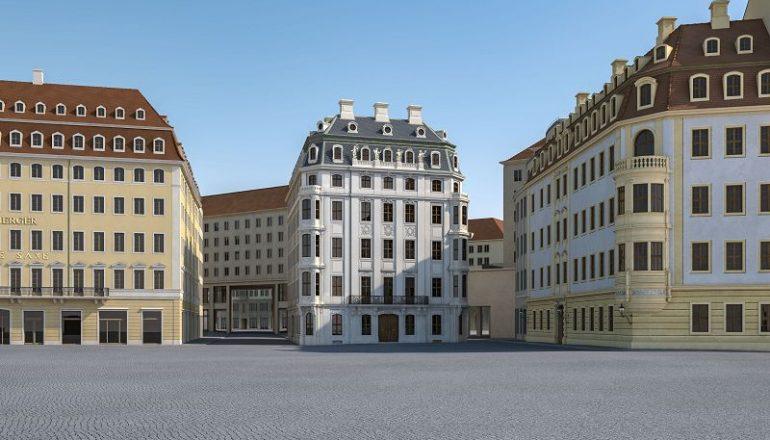 Abschluss für den Dresdner Neumarkt