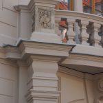 Integrierter Originalstein vom Regimentshaus