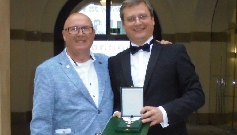 PRESSEMITTEILUNG: Persönliche Stellungnahme zur Verleihung des Verdienstordens des Freistaates Sachsen