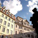 Quartier VI mit rekonstruiertem Regimentshaus (Leitbau)