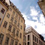 Frauenstraße mit Rekonstruktionen und Neubauten