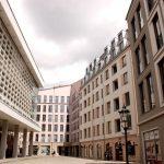 Galeriestraße und Kulturpalast